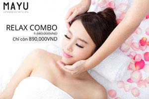 relax massage Mayu