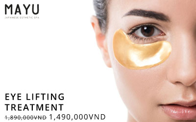 Mayu Spa Ho Chi Minh Eye Treatment