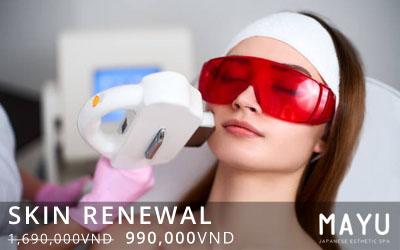 Mayu Spa Ho Chi Minh Skin Renewal