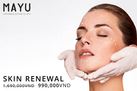 Mayu Spa Skin Renewal