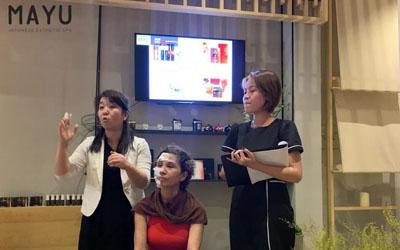 Vavaira Mayu Spa Ho Chi Minh