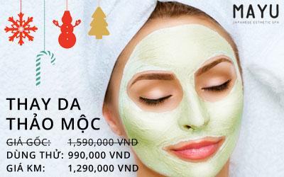 Mayu Spa Ho Chi Minh December Promotion