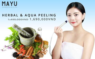 Mayu Spa Ho Chi Minh Tet Promotion 2020