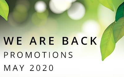 Promotion May 2020 Mayu