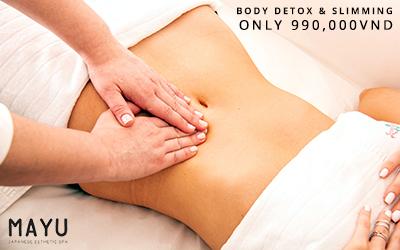 August Promotion Lymphatic Massage