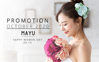 Promotion October Mayu Spa Ho Chi Minh
