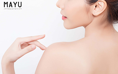 Back Acne Mayu Japanese Spa