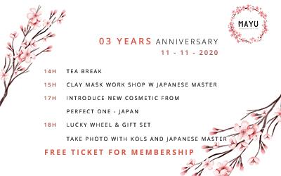 Mayu Japanese Spa Birthday