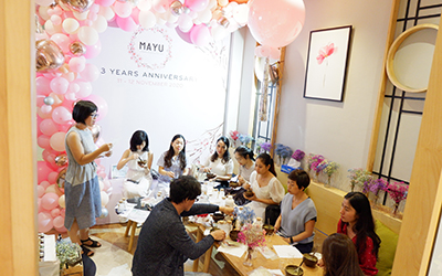 Event Mayu Japanese Spa
