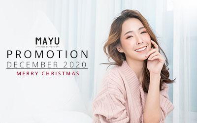 Mayu Spa December 2020